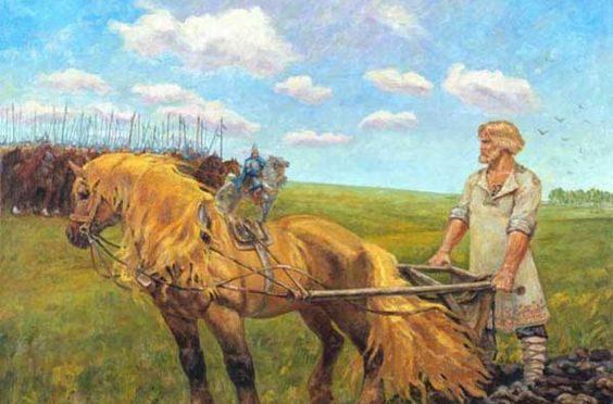 Кембыли прототипы русских богатырей
