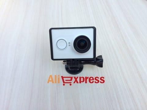 Экшн камера хиаоми на алиэкспресс