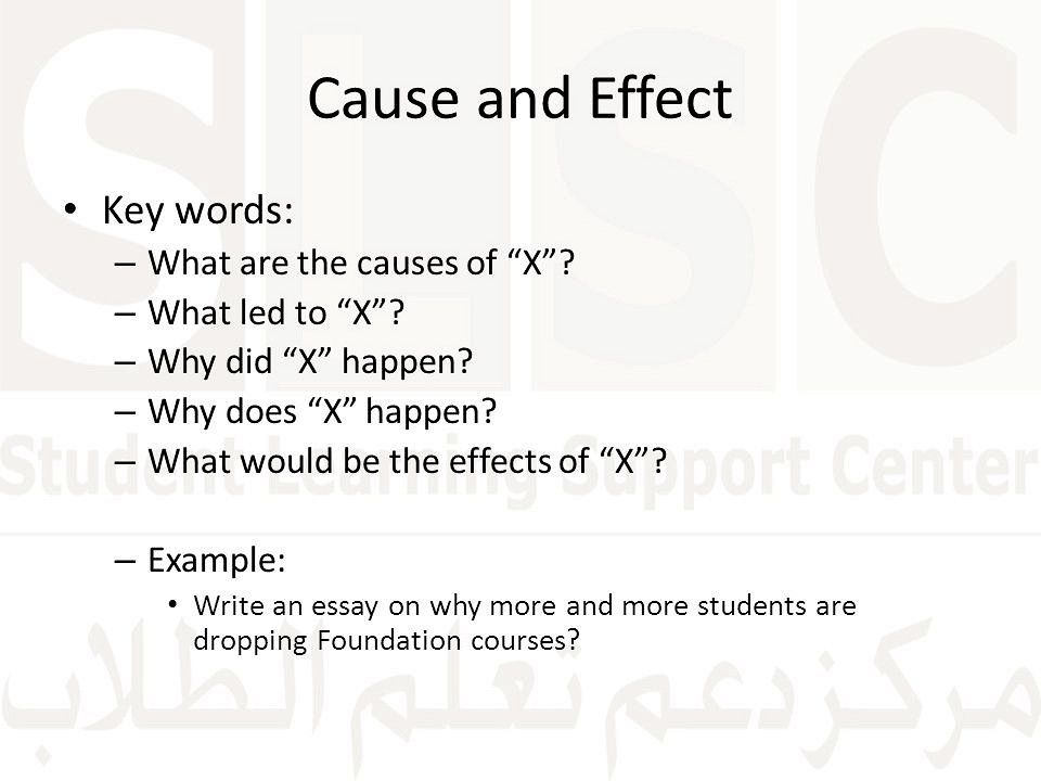 Writing a Cause and Effect Essay Outline: Tips, Types