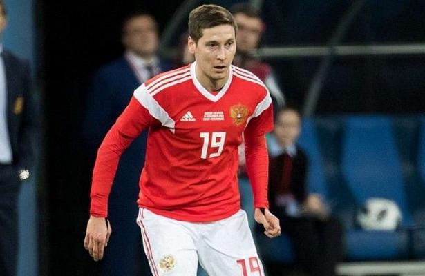 Кузяев первым прибыл набазу сборной России