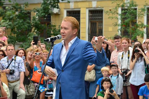 Евгений Миронов озвучит Александра Солженицына дляэкспозиции оГУЛАГе