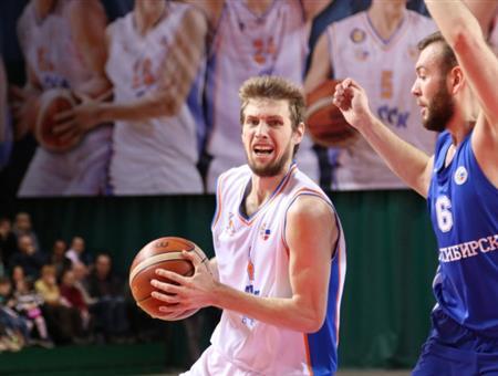 БК«Самара» вышел вфинал, обыграв «Новосибирск»— 95:79