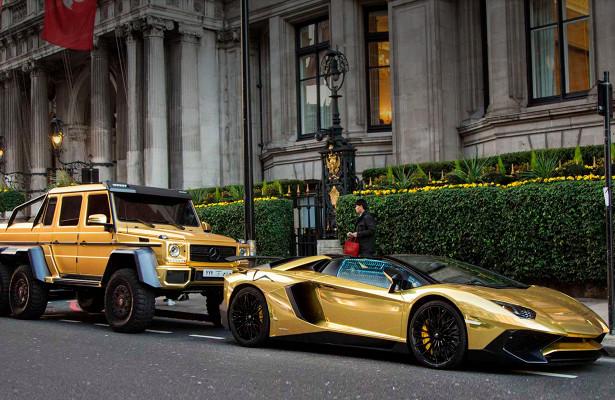 Какпродать Lamborghini через Instagram