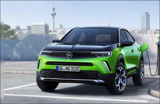 Opel вернет влинейку «горячие» версии OPCдляэлектрокаров