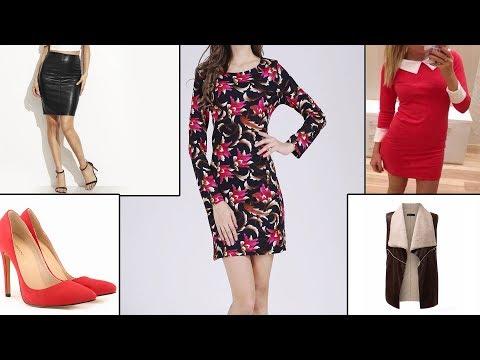 Алиэкспресс одежда и обувь для женщин