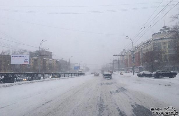 Из-засильного мороза школьники Ноябрьска остались дома
