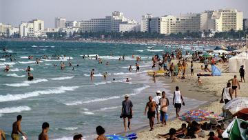 Тунис в2016 году может принять рекордные полмиллиона туристов изРоссии