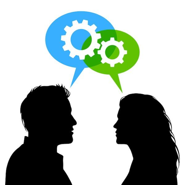Kennenlernen dialogue