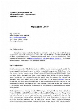 Academic Cover Letter Writing Tips and Examples