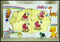 вязание спицами для начинающих детские вещи