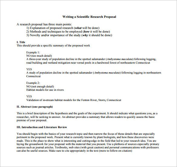 free sample research papers