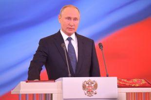 Глава Адыгеи принял участие вцеремонии инаугурации Президента РФ