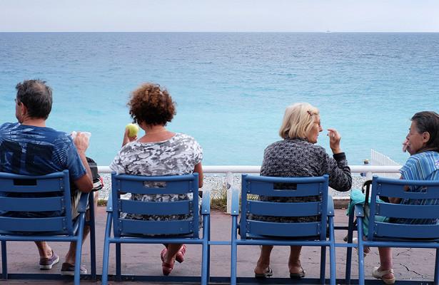 «Увешаны золотом»: российские пенсионеры удивили отдыхом