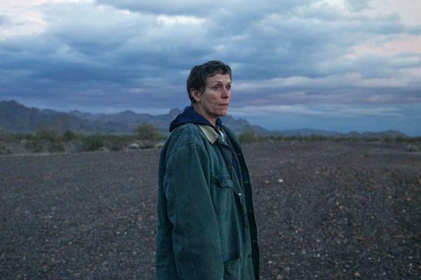 Фрэнсис МакДорманд шагает постране: вышел дублированный трейлер «Земли кочевников»