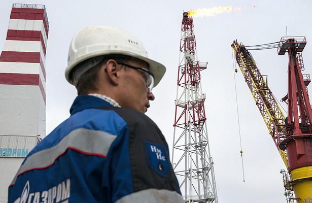 «Газпром» установил рекорд вТурции