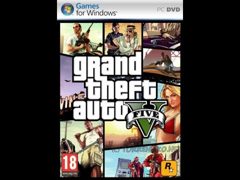 Grand Theft Auto V Update 5(v103502) and Crack v5