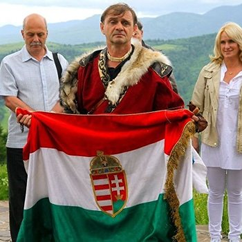 Западная Украина с30ноября по4декабря: наЗакарпатье «прессуют» венгров, воЛьвове «короновали» Садового, авРовно ветеран…