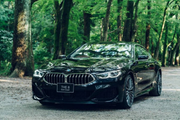 BMW8Gran Coupe Kyoto Edition: спецверсия дляЯпонии