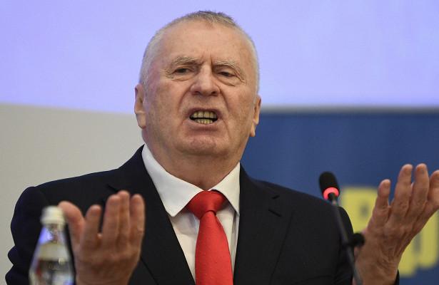 Жириновский взвесил плюсы иминусы чипирования населения