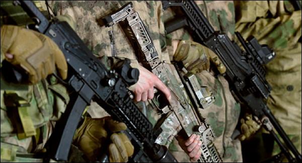 Росгвардейца задержали занезаконную торговлю оружием
