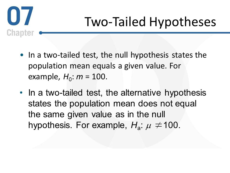 TWO-SAMPLE TEST OF A HYPOTHESIS - Elon University