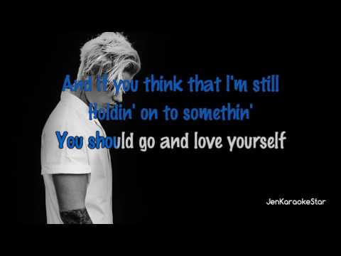 Justin Bieber - Love Yourself (Audio Only) - YouTube