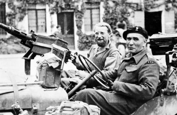 Какрусский бельгиец научил воевать британцев