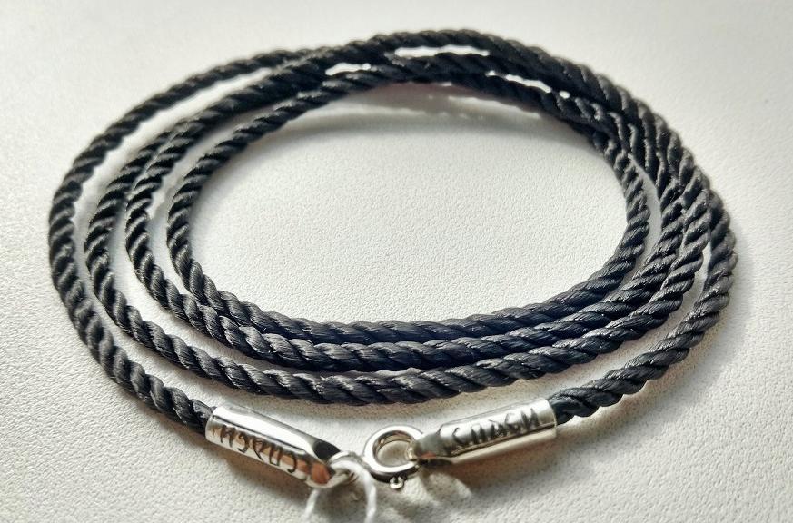 Шелковый шнурок для крестика купить екатеринбург