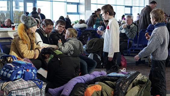 В МВД рассказали, откуда приезжает треть новых граждан России