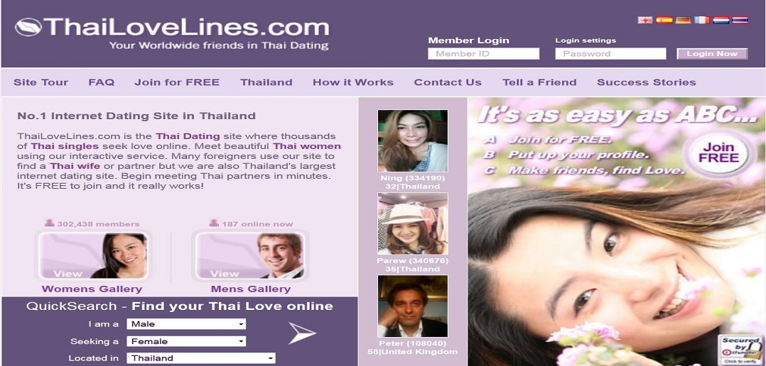 Thai friendly dating review