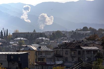 Азербайджан обвинил Армению ввоенных преступлениях