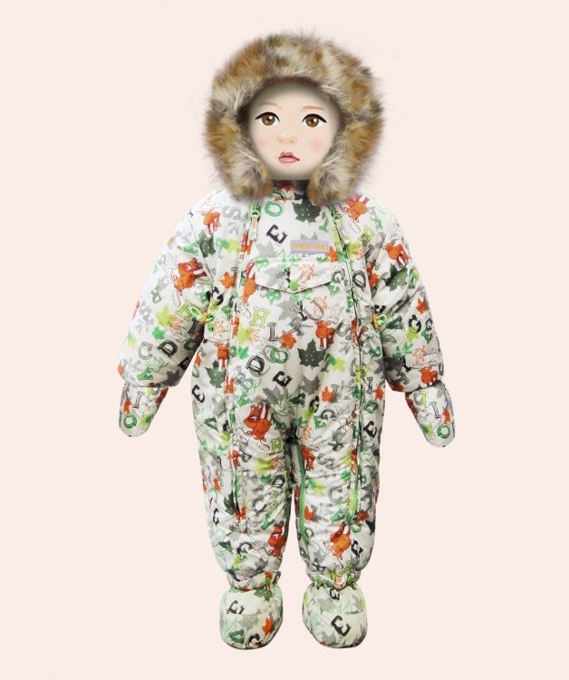 hippo hoppo детская одежда на флисе