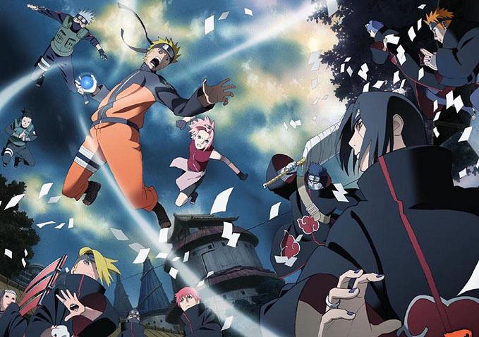 Watch Naruto Shippuuden Movie 6: Road to Ninja