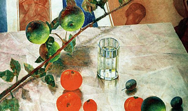 Навыставке вРусском музее покажут около 250работ Петрова-Водкина