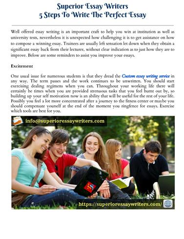 Write my Essay for Today – Dedicated Academic Services