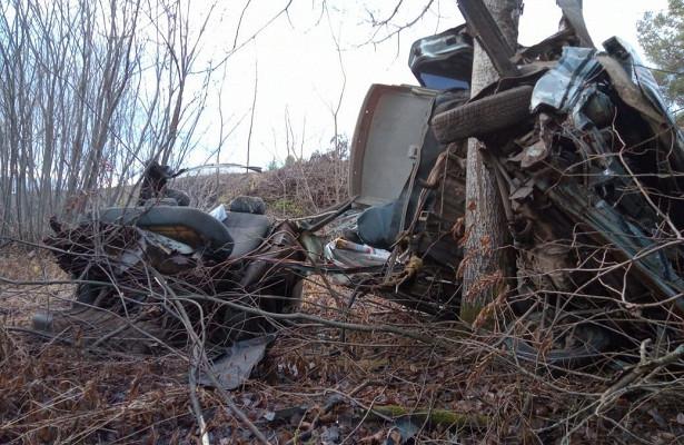 Костромич наполной скорости разорвал машину накусочки ивыжил