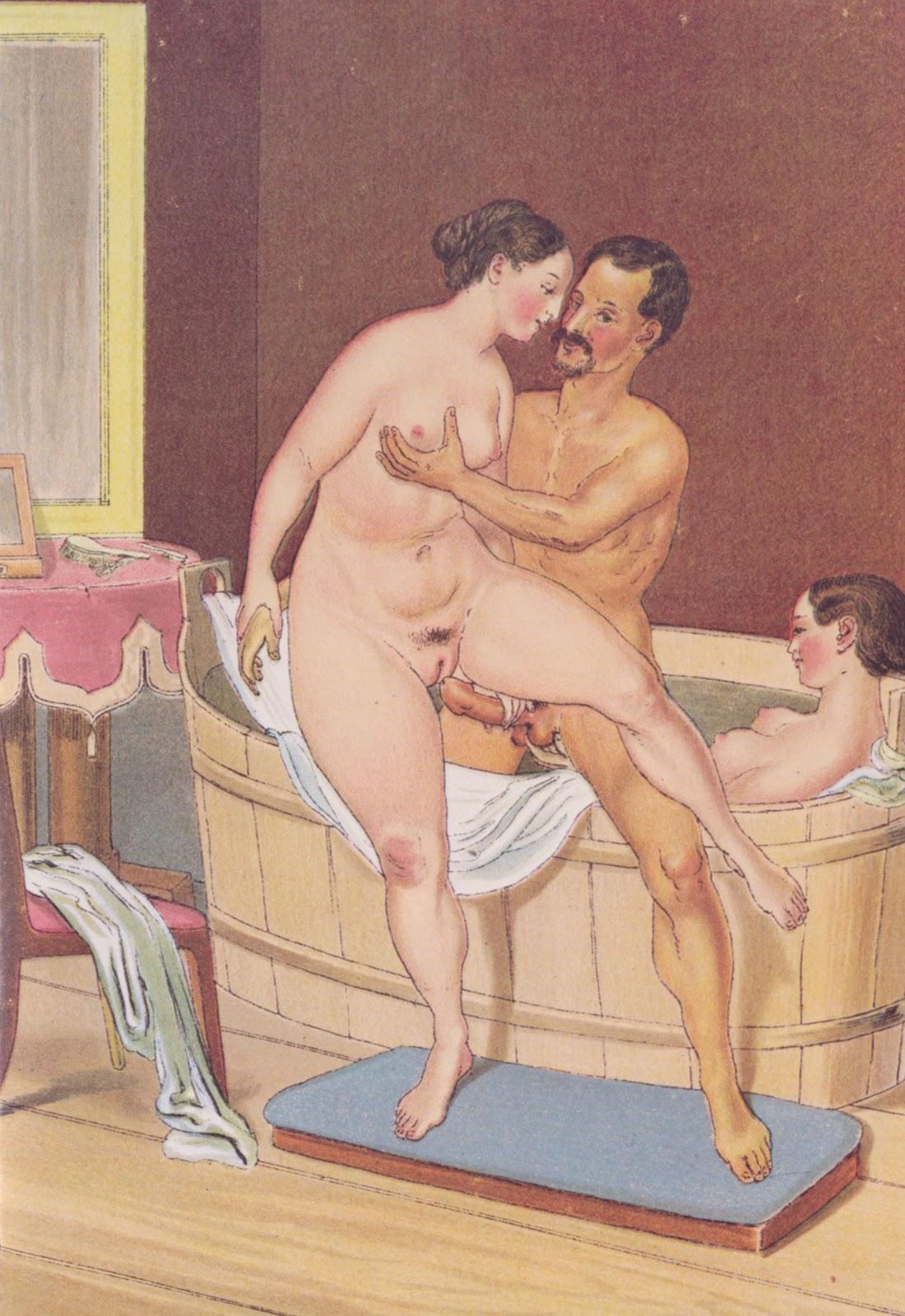 Секс и эротика западных художниках фото 159-919
