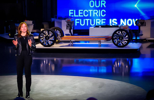General Motors перестанет выпускать автомобили набензине идизеле