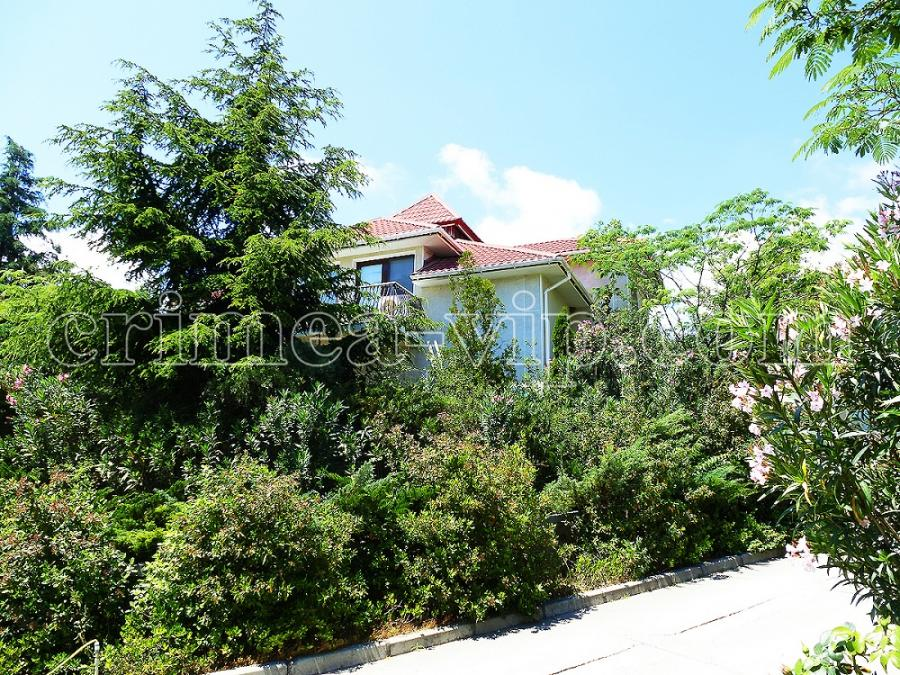 Деревенский дом в Ливадия