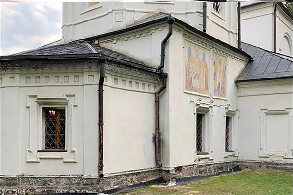 Уникальную церковь вЛеонове отреставрируют