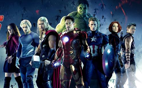 Avengers: Age of Ultron - watch streaming online