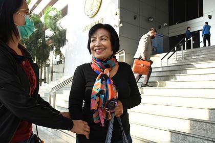 Судпосадил женщину на43года заоскорбление короля Таиланда