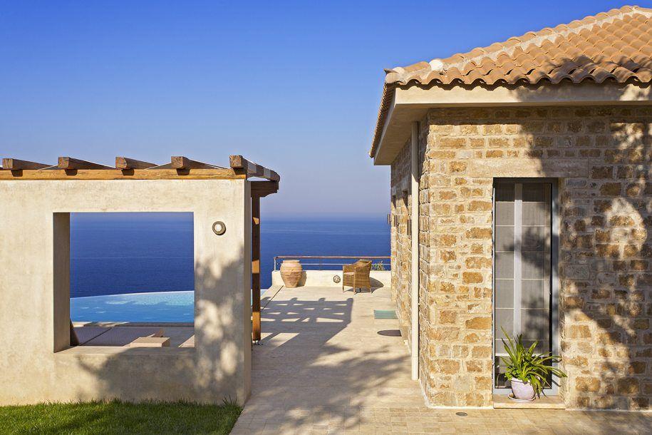 Дома в остров Скиатос недорого у моря