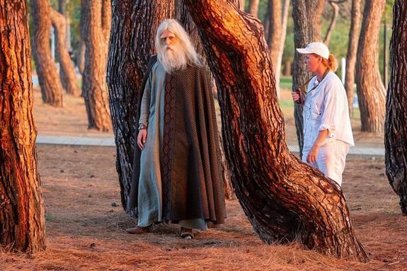 Накурортах Кубани ведутся съёмки сразу нескольких фильмов исериалов