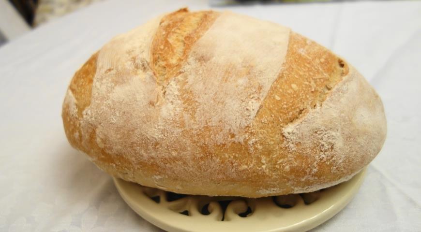 Рецепт быстрого ржаного хлеба в духовке