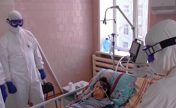 Взгляд изнутри: россиянин описал COVID-госпиталь