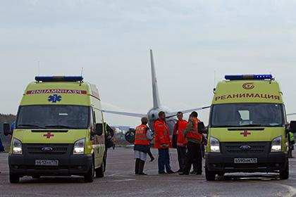 Опубликован список пассажиров упавшего вЕгипте самолета