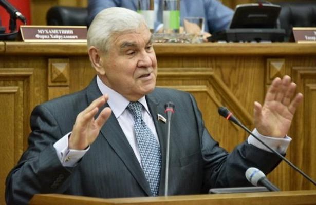Депутат Сибагатуллин отказался извиняться зарезкие высказывания вадрес журналистов
