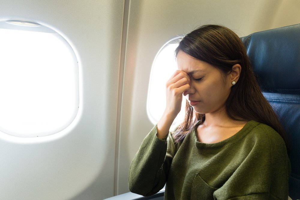 Страх перед полетом: выявить и победить - на Dietsru