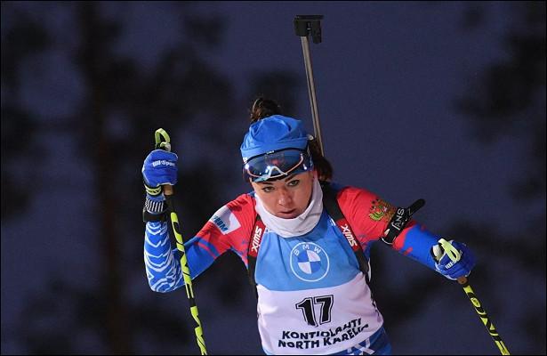 Куклина выиграла индивидуальную гонку начемпионате России